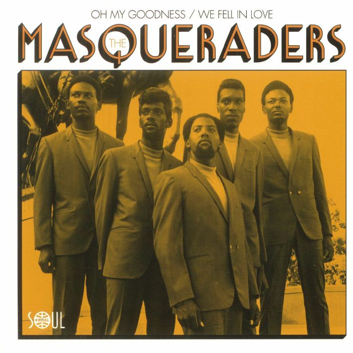 MASQUERADERS, The - Oh My Goodness
