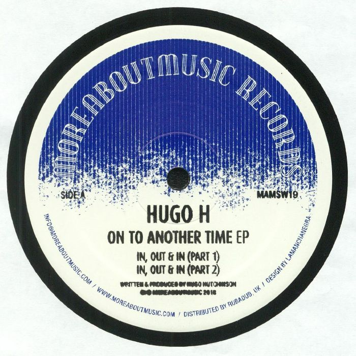 HUGO H - On To Another Time EP