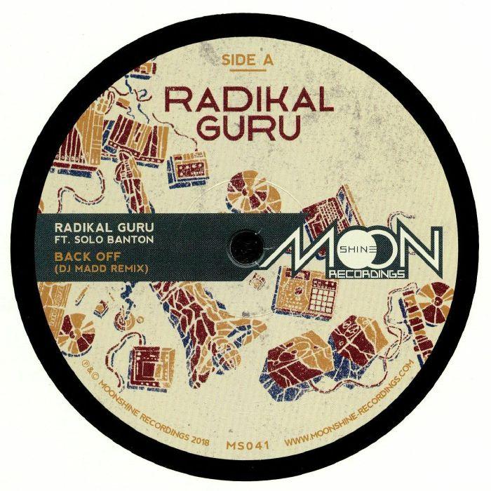 RADIKAL GURU - Back Off (DJ Madd remix)