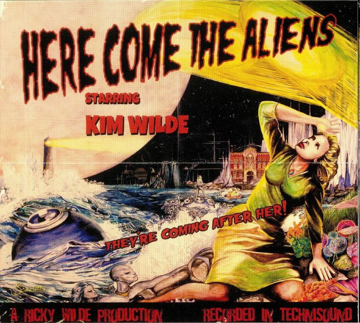 WILDE, Kim - Here Come The Aliens