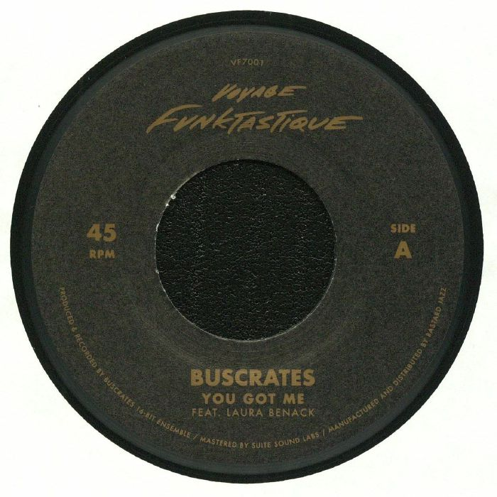 BUSCRATES/DR MAD - You Got Me