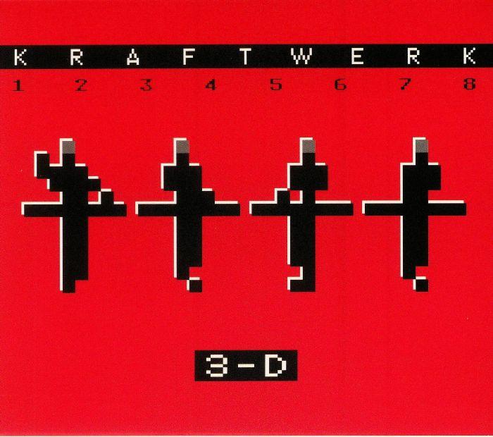 KRAFTWERK - 12345678 3D