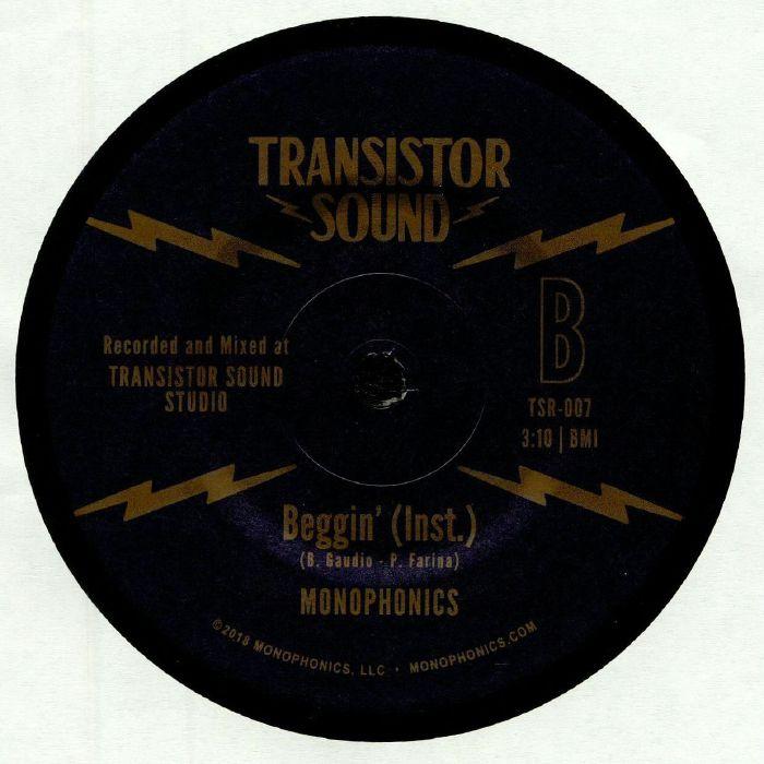 MONOPHONICS - Beggin'