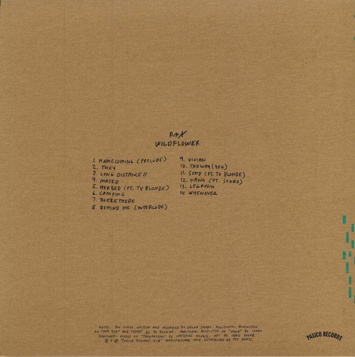 PAX - Wildflower