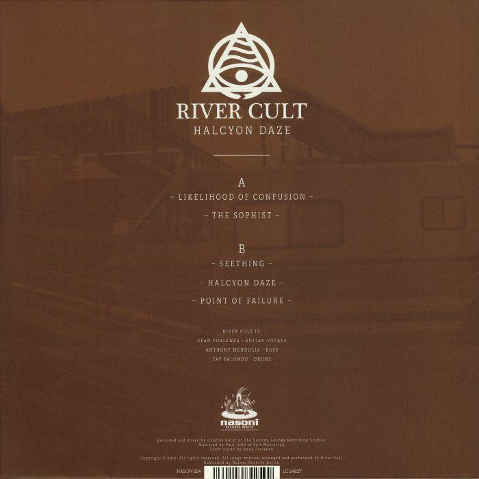 RIVER CULT - Halcyon Daze