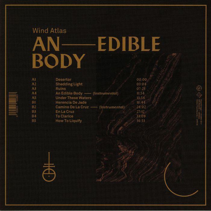 WIND ATLAS - An Edible Body