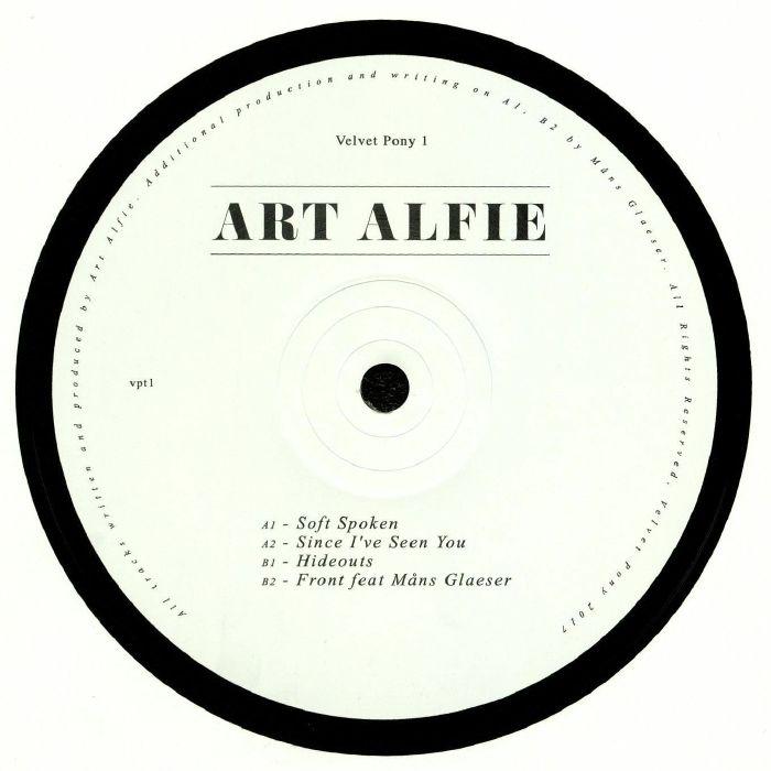 ART ALFIE - Velvet Pony Trax 1