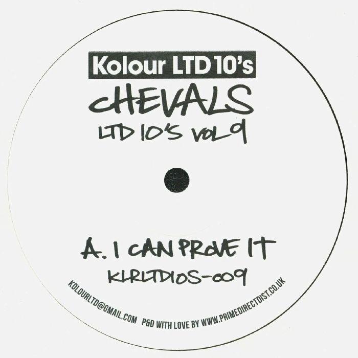 CHEVALS - Kolour LTD 10's Vol 9