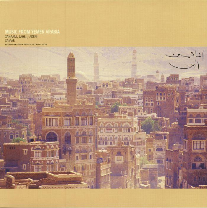 JOHNSON, Ragnar/JESSICA MAYER - Music From Yemen Arabia: Sanaani Laheji Adeni & Samar
