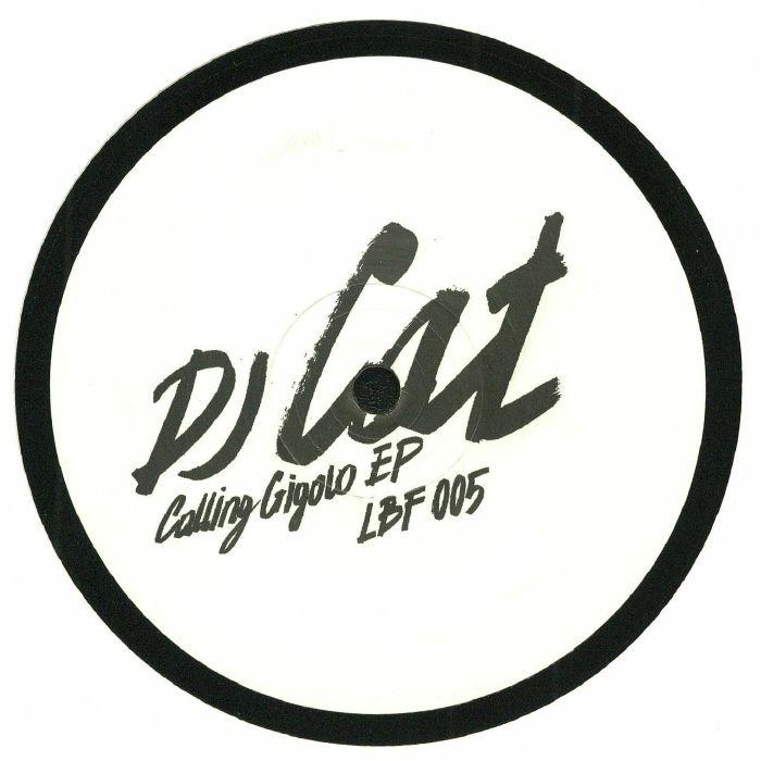 DJ CAT - Calling Gigolo EP
