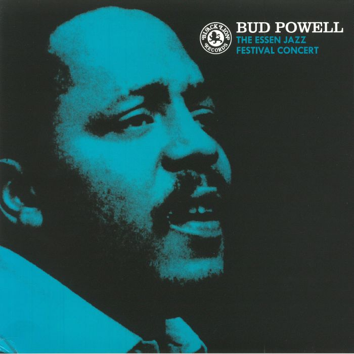 Image result for Bud Powell - The Essen Jazz Festival Concert