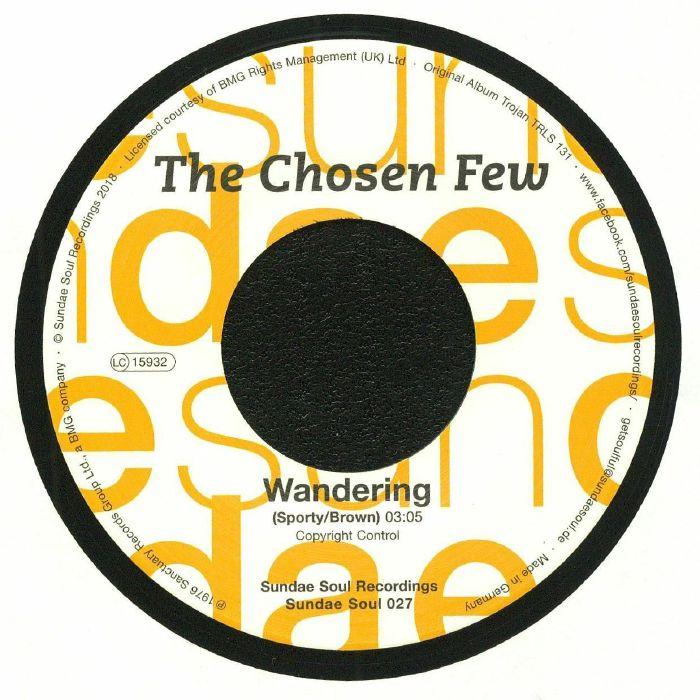 DAVIS, Del/THE CHOSEN FEW - Baby Don't Wake Me