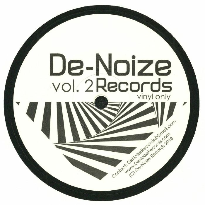 MALBETRIEB/PAUL URSIN/AUDIO KODE - De Noize Records Vol 2