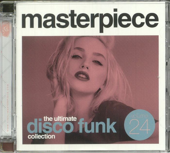 VARIOUS - Masterpiece: The Ultimate Disco Funk Collection Volume 24