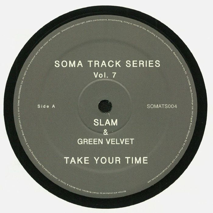 SLAM/GREEN VELVET - Soma Track Series Vol 7