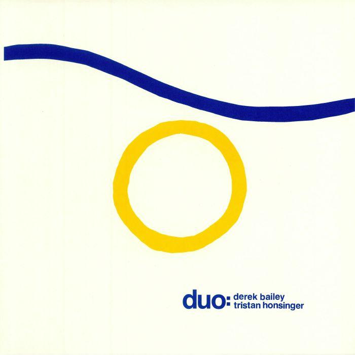 BAILEY, Derek/TRISTAN HONSINGER - Duo (reissue)