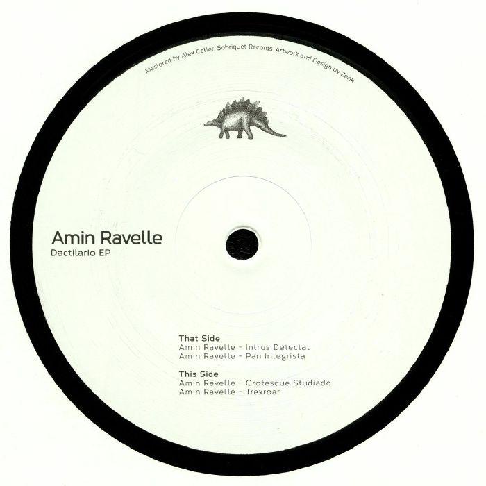 RAVELLE, Amin - Dactilario EP