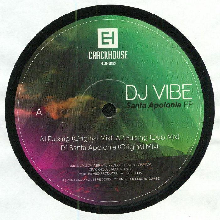 DJ VIBE - Santa Apolonia EP