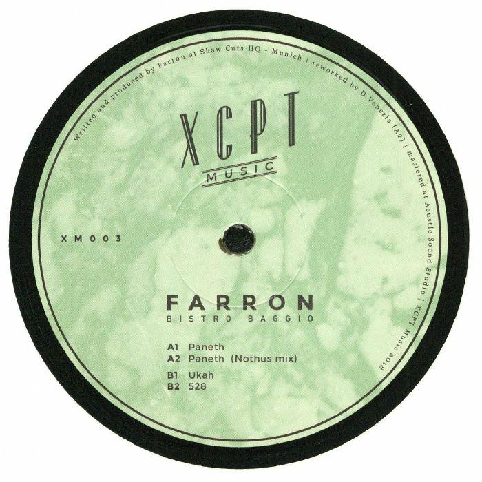 FARRON - Bistro Baggio