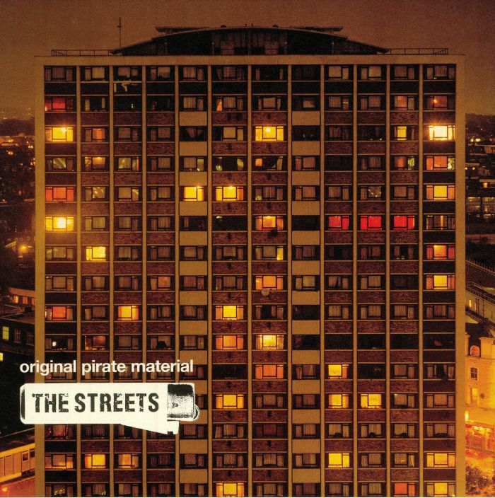 STREETS, The - Original Pirate Material (reissue)