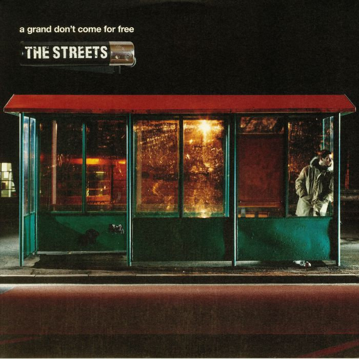 STREETS, The - A Grand Don't Come For Free (reissue)