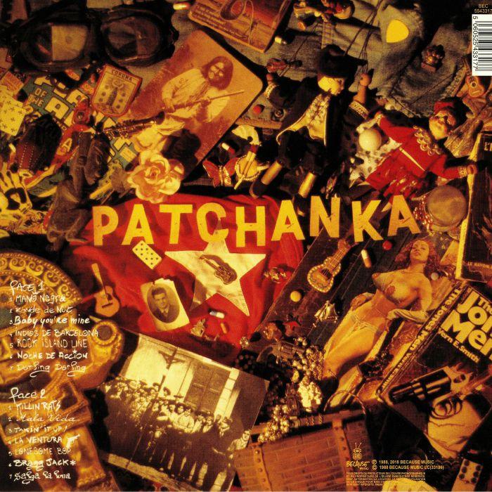 MANO NEGRA - Patchanka (reissue)