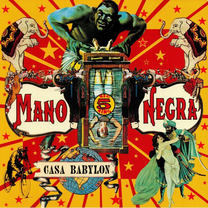 MANO NEGRA - Casa Babylon (reissue)
