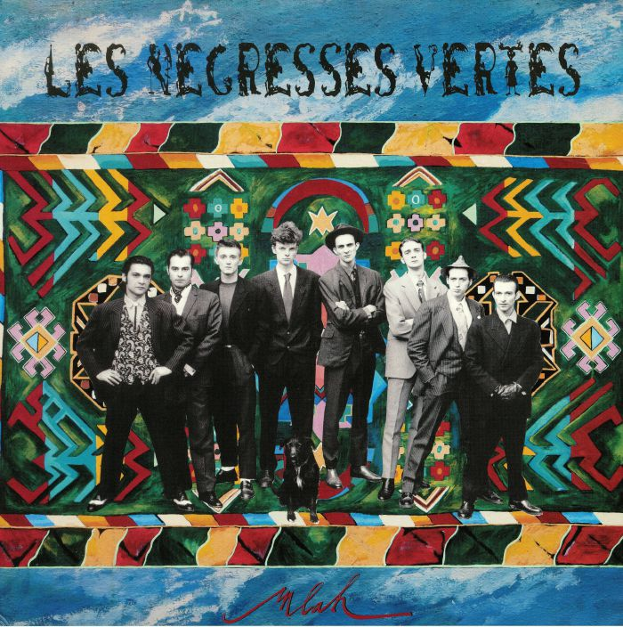 LES NEGRESSES VERTES - Mlah (reissue)