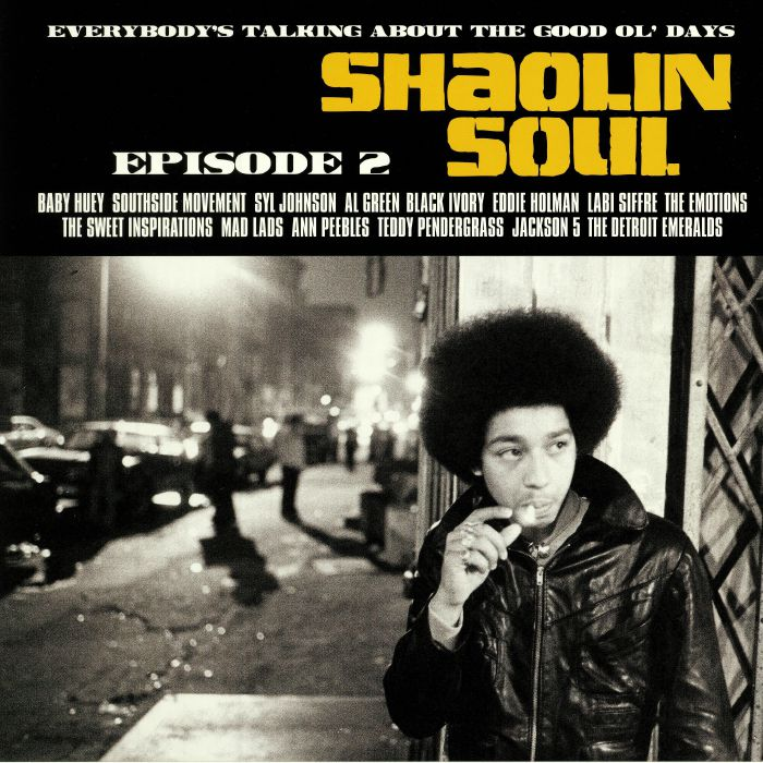 VARIOUS - Shaolin Soul: Episode 2