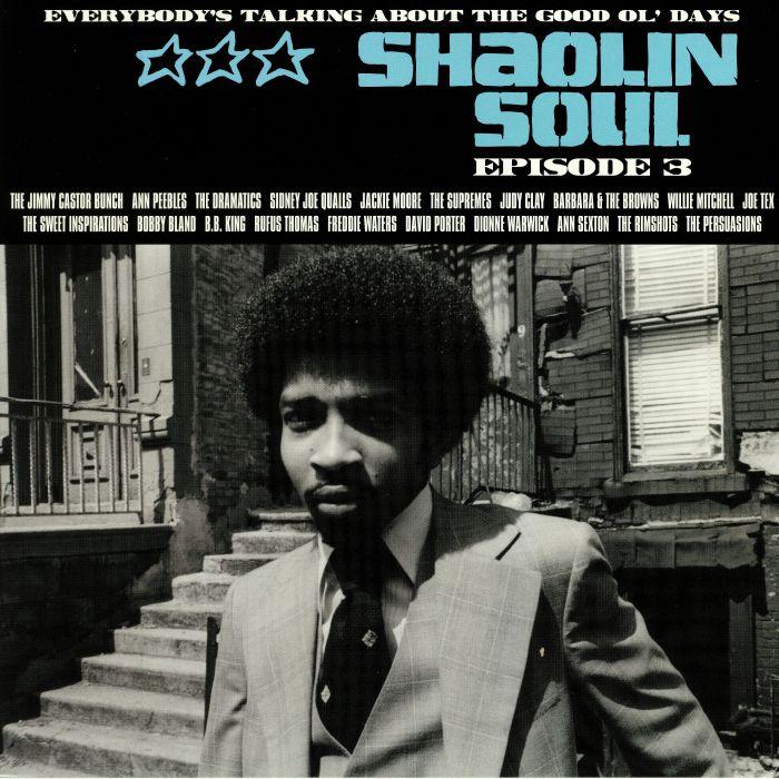VARIOUS - Shaolin Soul: Episode 3