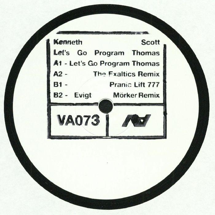 SCOTT, Kenneth - Let's Go Program Thomas