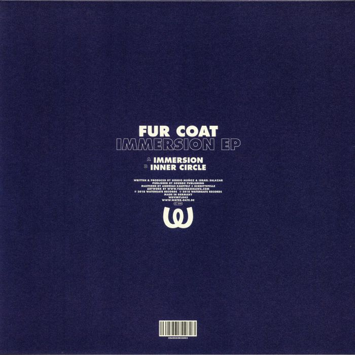 FUR COAT - Immersion EP