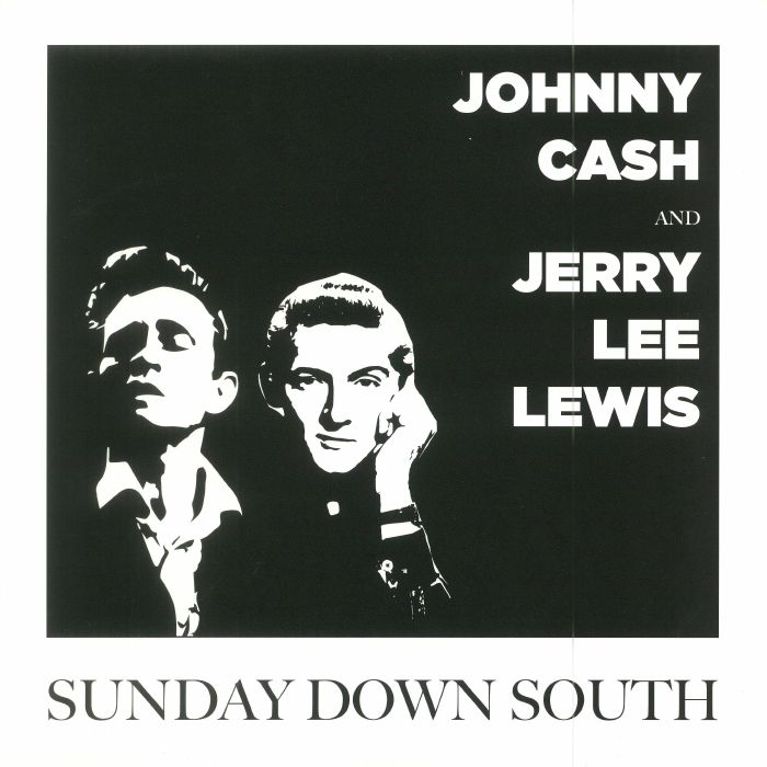 CASH, Johnny/JERRY LEE LEWIS - Sunday Down South (reissue)