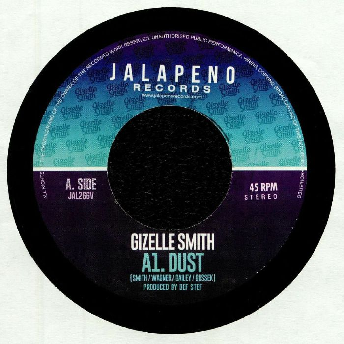 SMITH, Gizelle - Dust