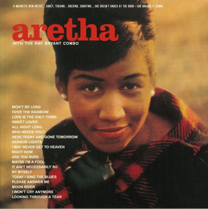 FRANKLIN, Aretha with THE RAY BRYANT COMBO - Aretha: Deluxe Edition (reissue)