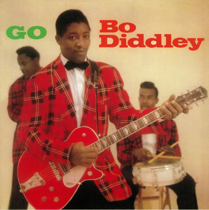 DIDDLEY, Bo - Go Bo Diddley: Deluxe Edition
