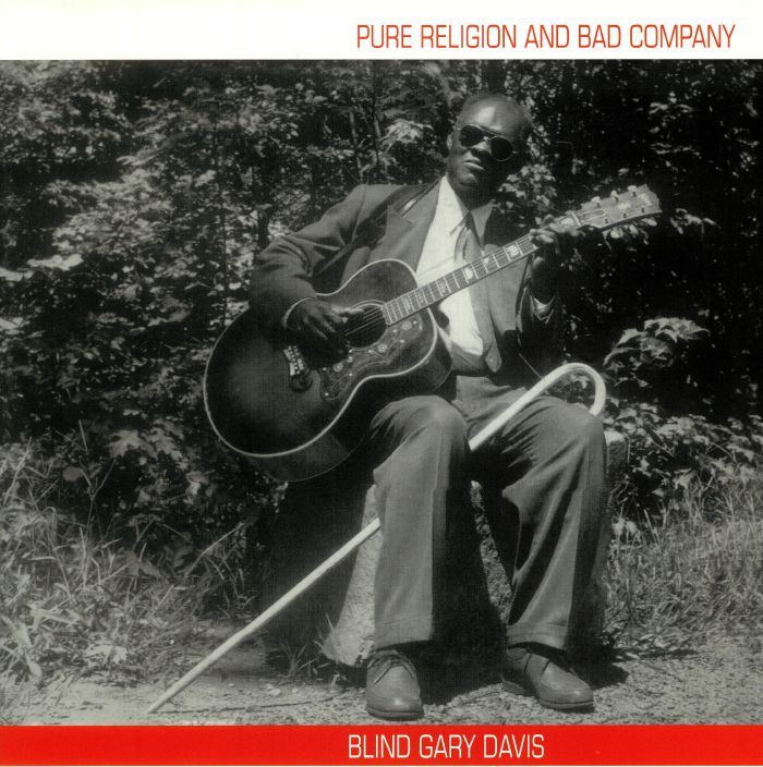 DAVIS, Blind Gary - Pure Religion & Bad Company: Deluxe Edition