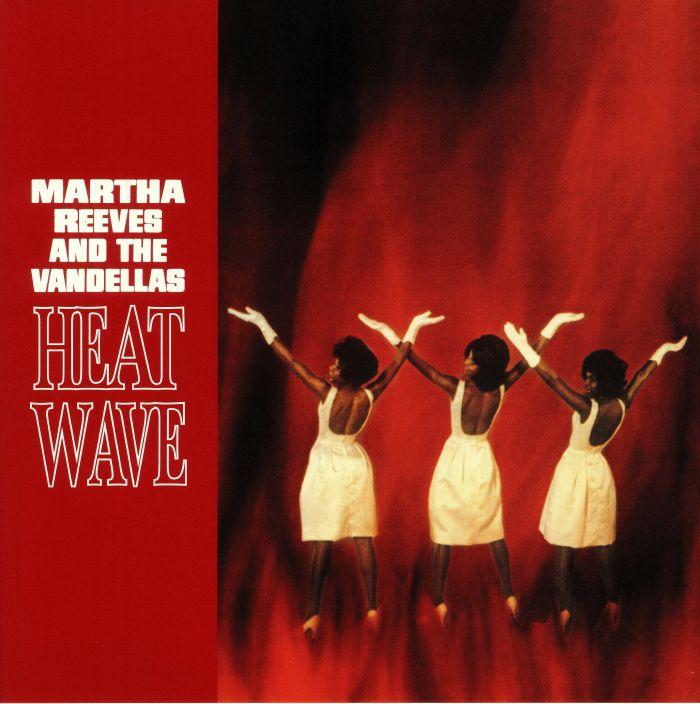 REEVES, Martha & THE VANDELLAS - Heat Wave: Deluxe Edition