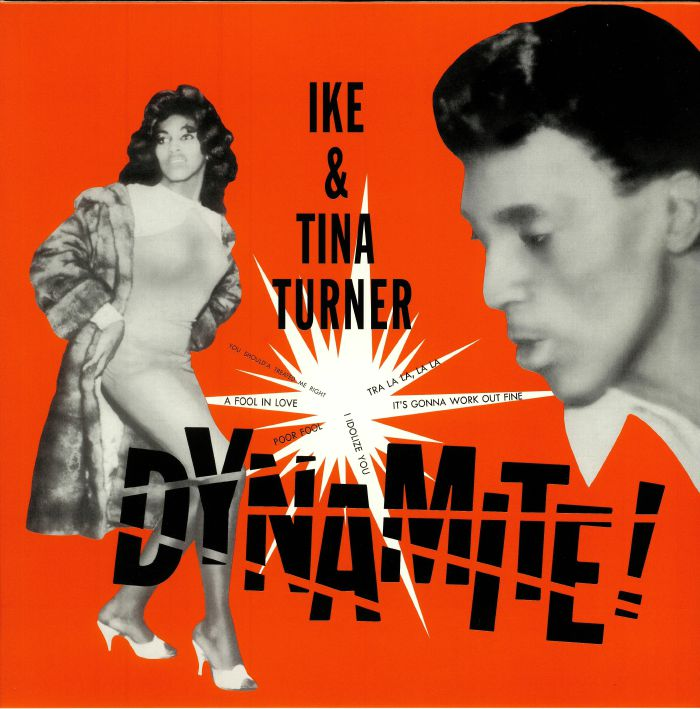 IKE & TINA TURNER - Dynamite: Deluxe Edition