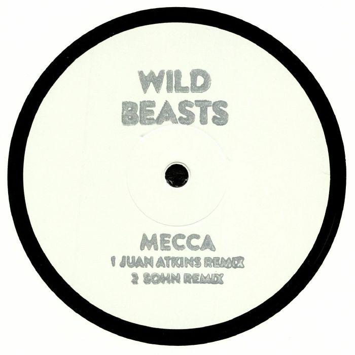 WILD BEASTS - Present Tense Remixes