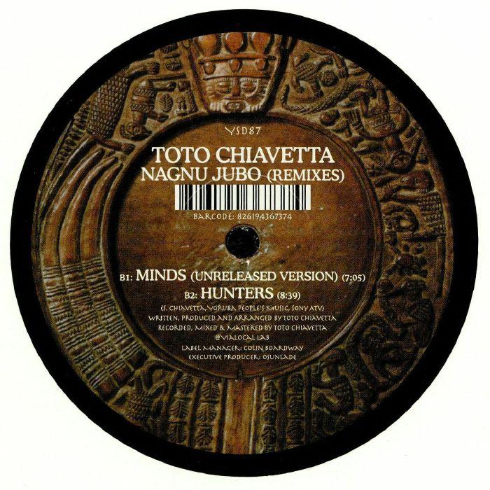 CHIAVETTA, Toto - Nagnu Jubo (remixes)