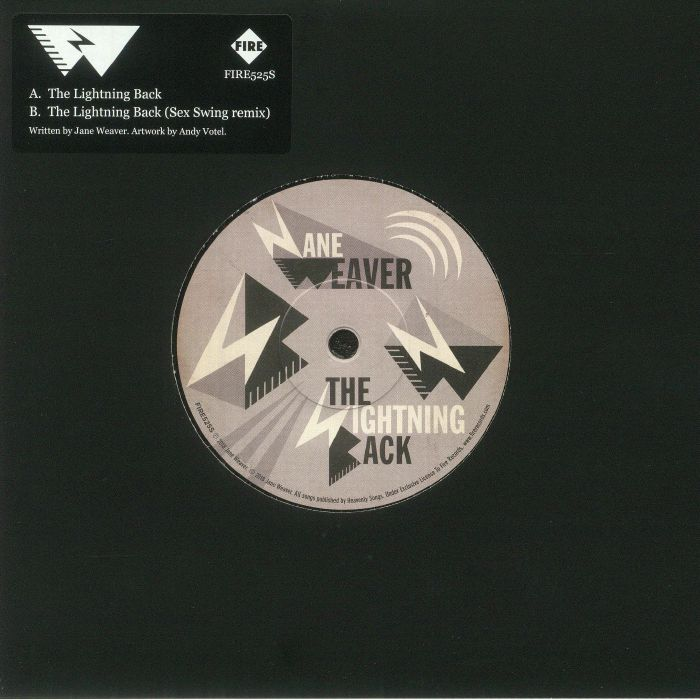 WEAVER, Jane - The Lightning Back