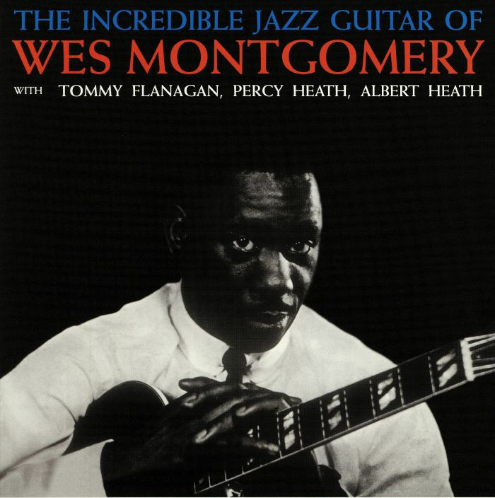 wes montgomery the incredible jazz guitar of wes montgomery deluxe edition vinyl at juno records. Black Bedroom Furniture Sets. Home Design Ideas