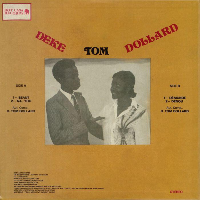 DOLLARD, Deke Tom - Na You
