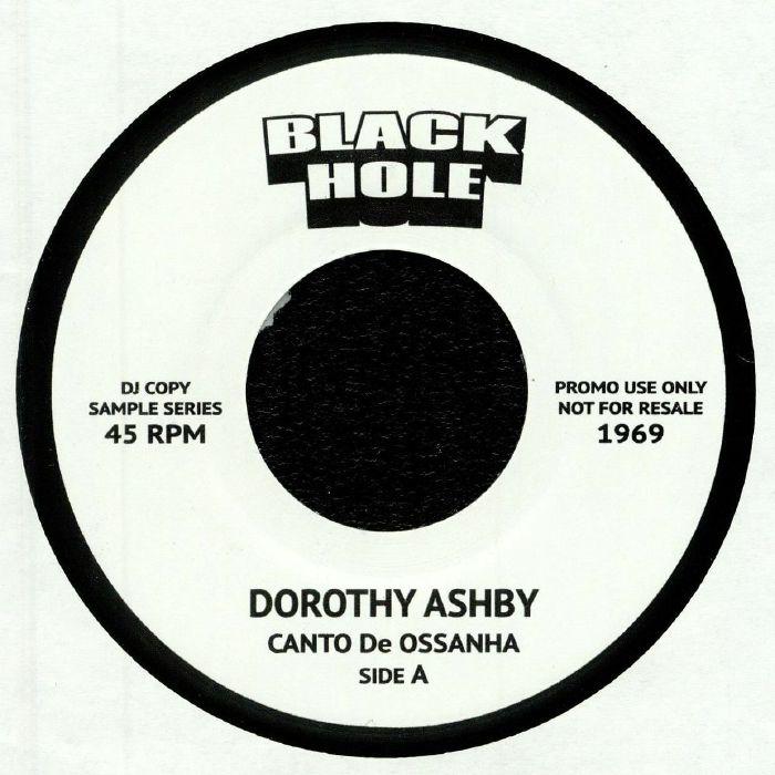 ASHBY, Dorothy - Canto De Ossanha