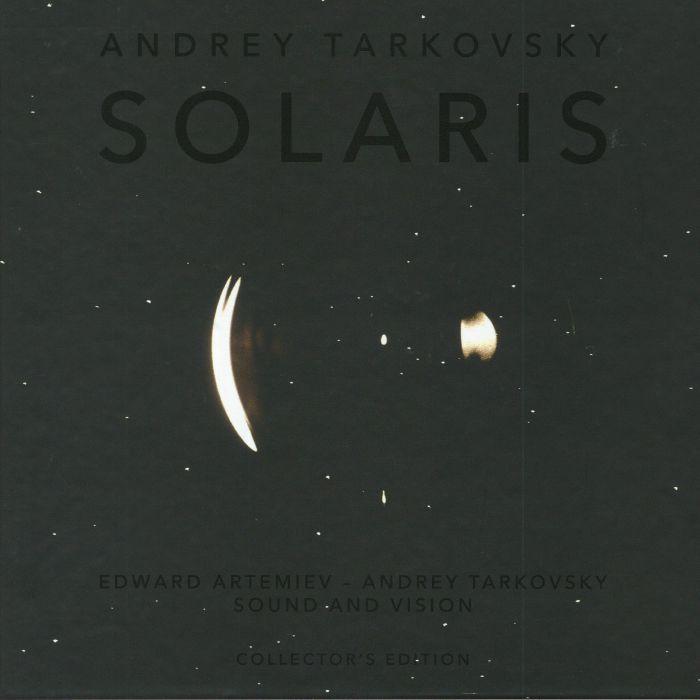 TARKOVSKY, Andrey/EDWARD ARTEMIEV - Solaris Sound & Vision: Collectors Edition