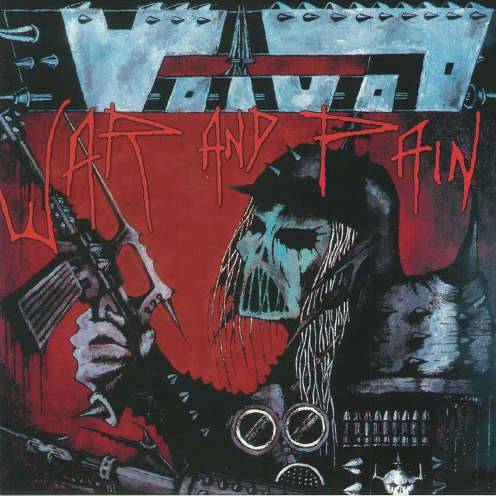 VOIVOD - War & Pain (reissue)