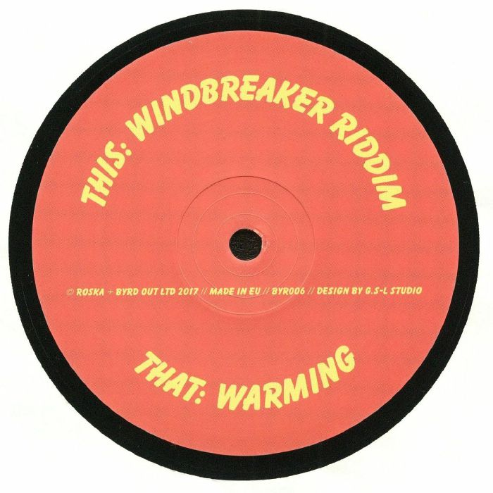 ROSKA - Windbreaker Riddim