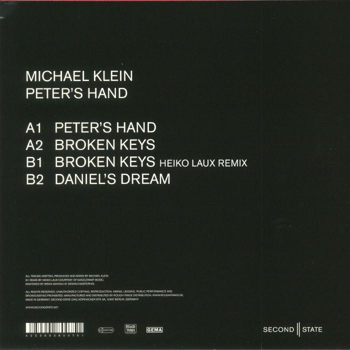 KLEIN, Michael - Peter's Hand