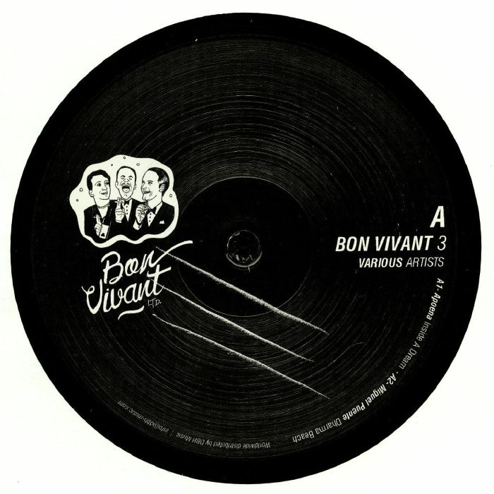 APOENA/MIGUEL PUENTE/BRANDUB/CAPE - Bon Vivant 3